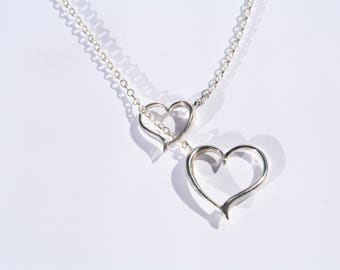 Hearts pendant Necklace