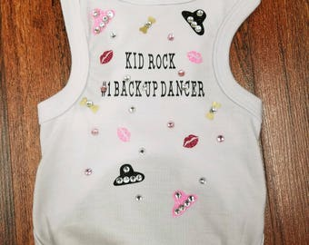 Kid Rock Back Up Dancer Tank