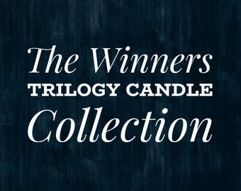 The Winner's Trilogy Inspired Candles