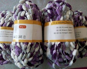 yarn has knit tassel saphira brand