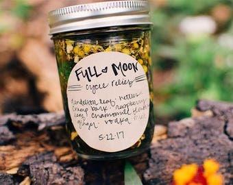 Full Moon Cramp Relief