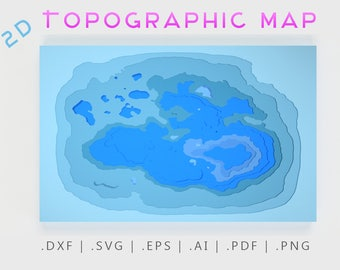 3d topo map etsy topographic map vector topo maps topographical map mountain terrain topographic map laser gumiabroncs Images