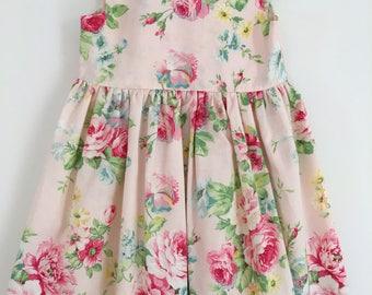 Cap Sleeve Tea Party Dress
