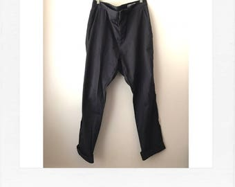 HOPE Sweden news cotton slouchy trouser/pants