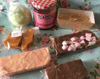 Julys theme box cakes