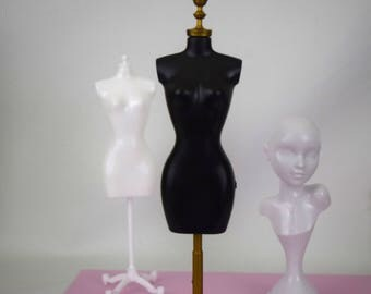 DOLLY MAIL Doll DRESS Manikin Mannequin Miniature Sewing