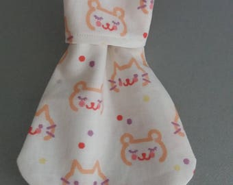 "Bow tie - Bandana - Tie for cats / dogs ""Le chat"""