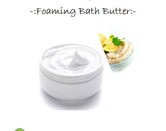 Foaming Bath Butter Base or Sugar Whip Melt and Pour