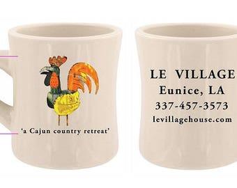 Le Village Coffee Mug