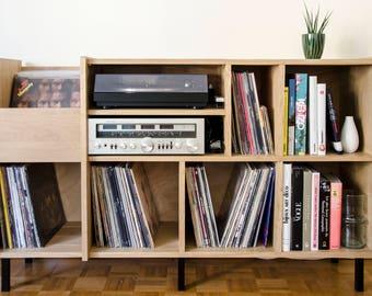 Vinyl storage cabinet