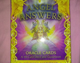 Angel Answers Oracle Reading.