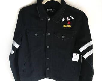 Heya Mickey! Denim Jacket