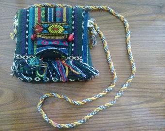 Authentic ukrainian handmade bag