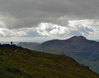 View West from the Cobbler
