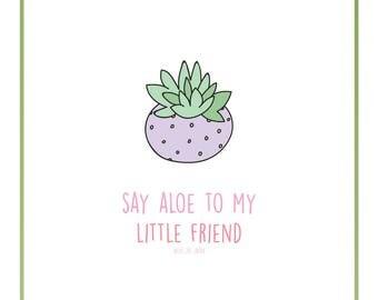 Cactus/Aloe Puns!