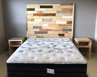 Custom Bed Frame and Headboard
