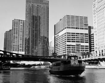 Chicago River, Chicago, IL, September 2017