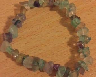 Fluorite bracelet (M)