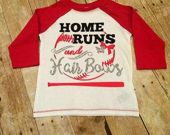 Home runs and hairbows