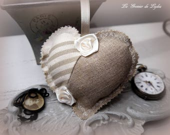 Charming country style chic door cushion
