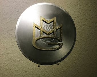 MMG Platinum Plaque Decor