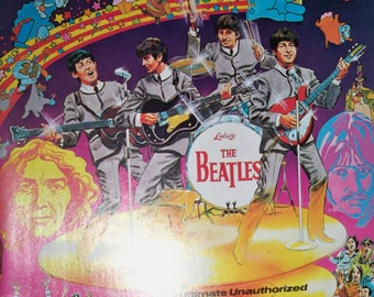 "A Beatles Story"" Marvel Comics"