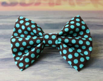 Think Happy Dots Bow Tie
