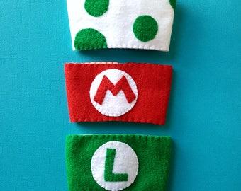 Super Mario Mug Cozies