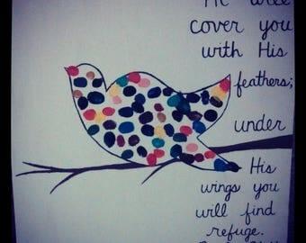 Bird Bible Verse