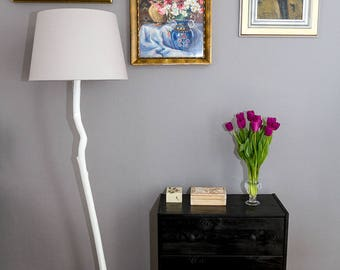 Floor lamp: Frozen Youthfulness