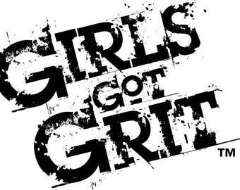 Girls Got Grit Button