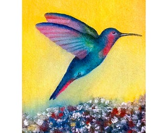 The Hummingbird.