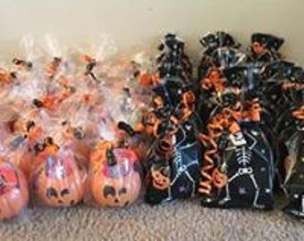 Halloween Extra Stuffed Classroom Treats