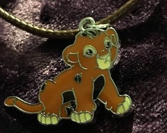 Simba necklace