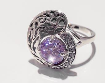 Ensemble ( earrings, ring)