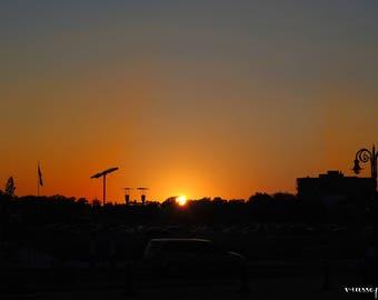 Asbury Park Sunset Photo
