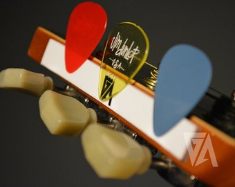 Micro-Pore Guitar Pick Holder