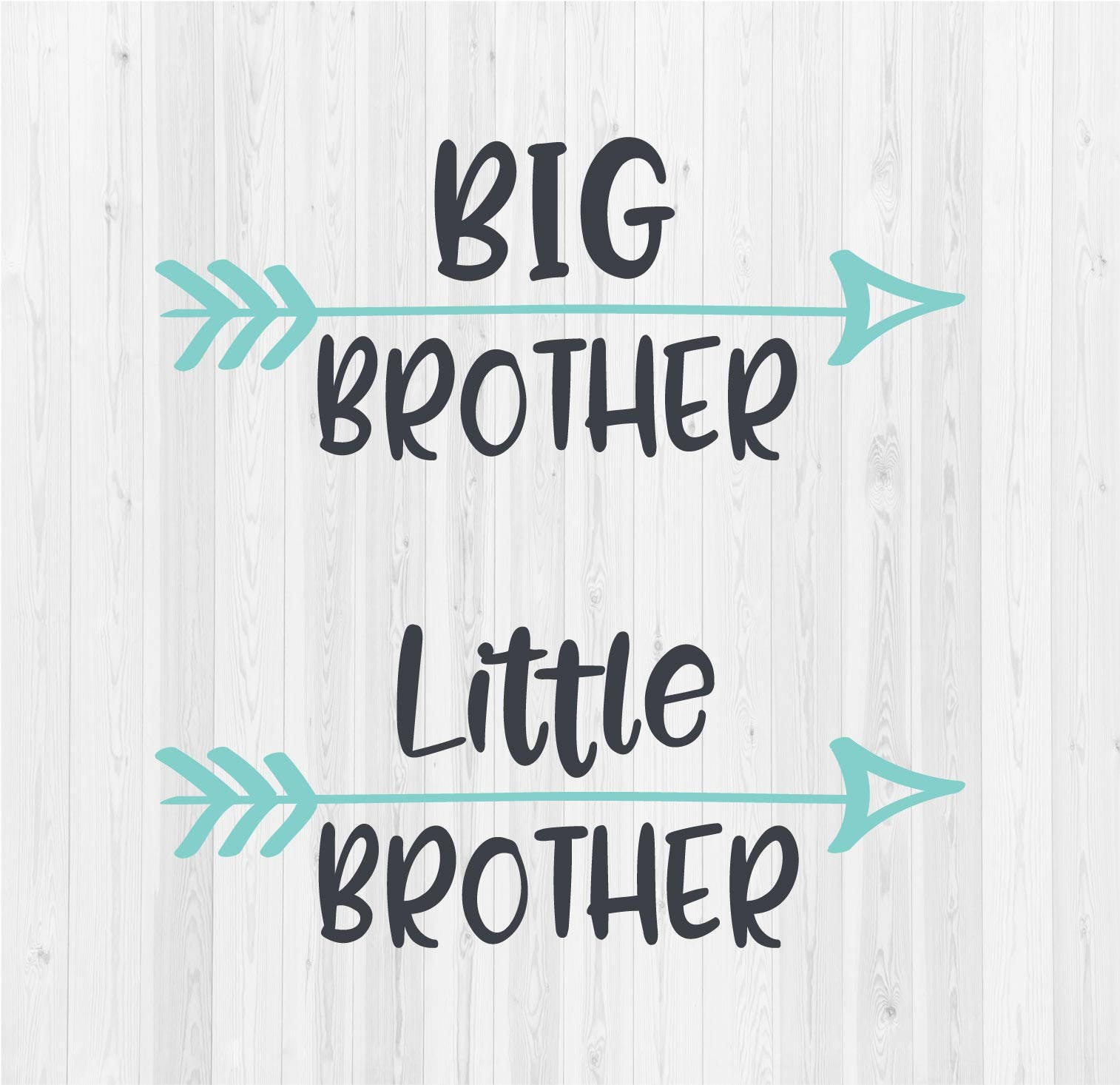 Download Big Brother Little Brother SVG Cut File