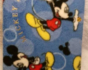 Handmade Mickey Mouse Memorabilia Journal