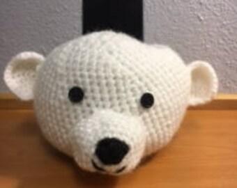 Crochet Bear Smart Phone Holder