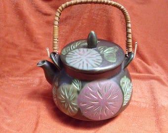 Art Pottery teapot