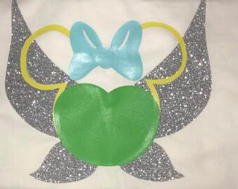 Tinkerbell Disney Mickey Minnie Head