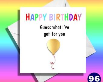 Scratch off birthday card,surprise scratch card, funny scratch card,birthday card for mum,dad,friend,boyfriend,husband,mate,nephew,niece