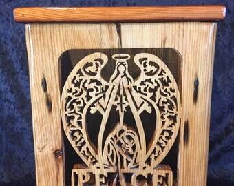 Nativity Peace Angel