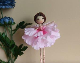 Ballerina Fairy Doll