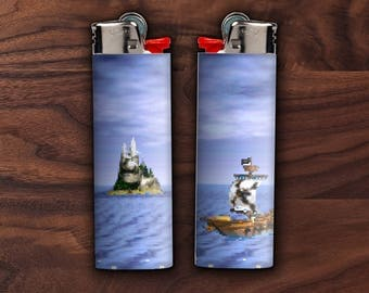 Donkey Kong Country Island Lighter