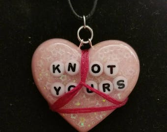 Knot Yours Necklace