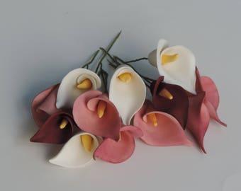 Cake Craft Calla Lilies