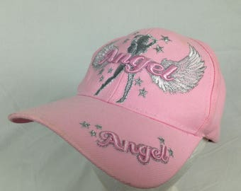 Angel girl hat