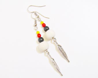 Earrings Bohemian ethnic chic